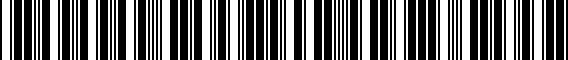 Barcode for 999G2-LZNAC01